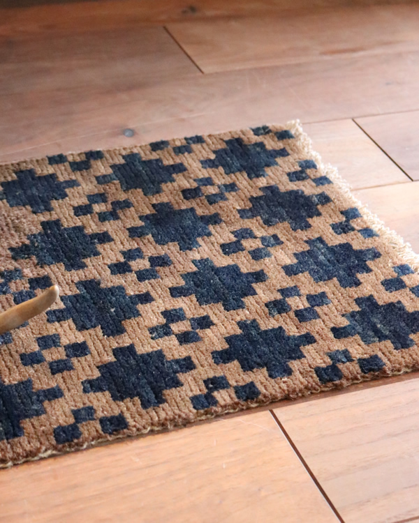 Antique Small Rug from Tibet