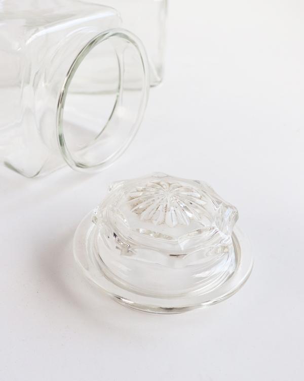 ガラスジャー L