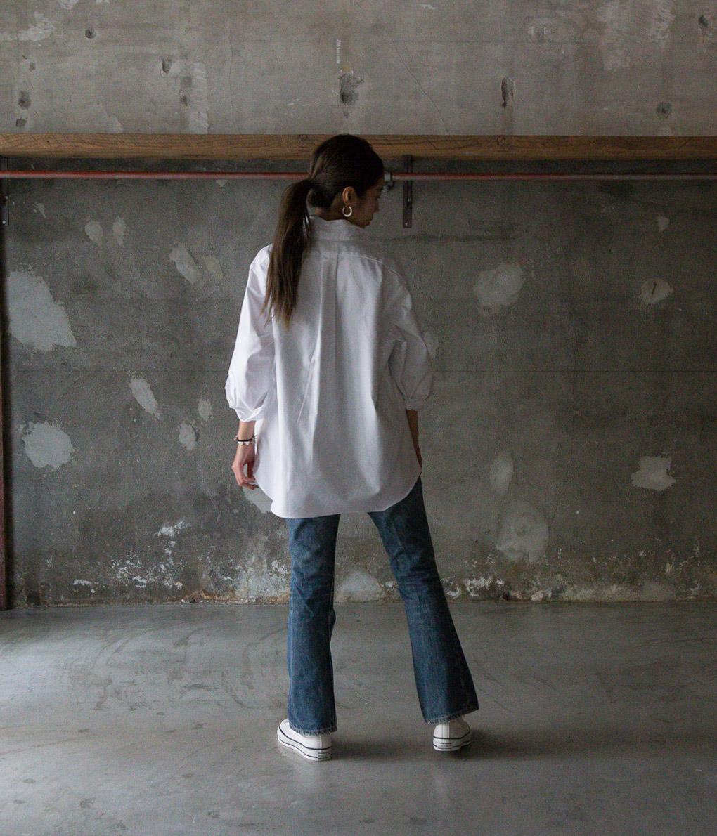 INDIVIDUALIZED SHIRTS×MAIDENS SHOP WOMEN