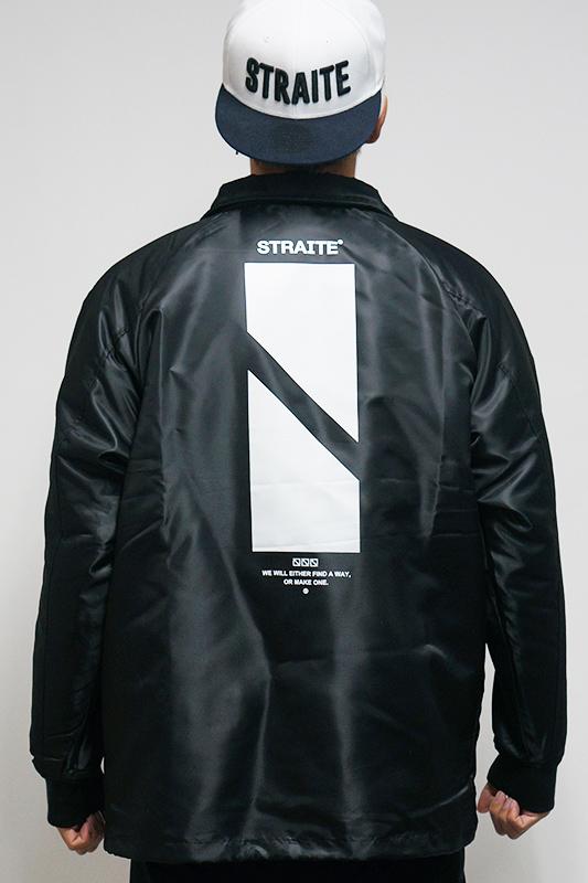 【予約制】Make A Way撥水ボアコーチジャケット [STRAITE]