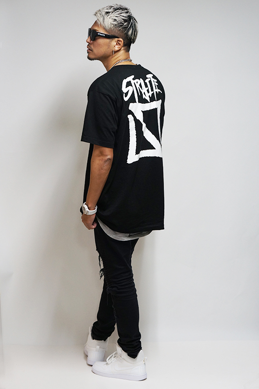 BrushロゴTシャツ [STRAITE]