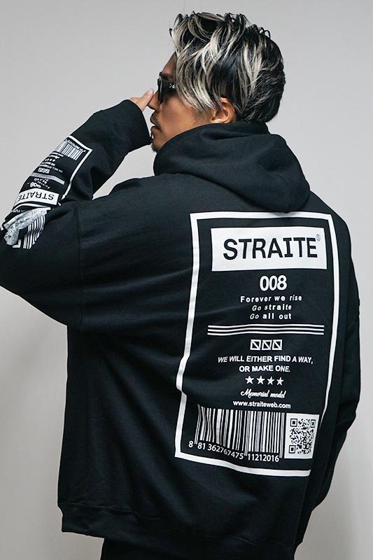 【予約制】限定4thメモリアルパーカー [STRAITE]