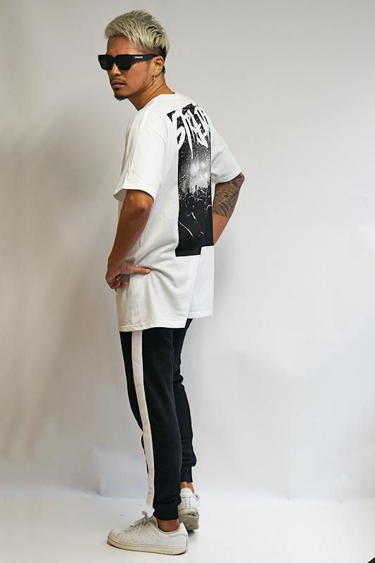 RAVEフォトTシャツ [STRAITE]