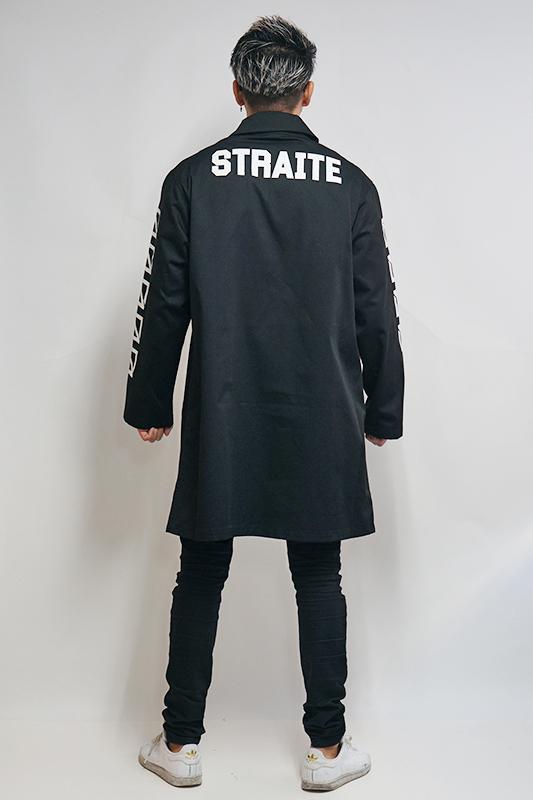 【予約商品】ワークロングジャケット [STRAITE]