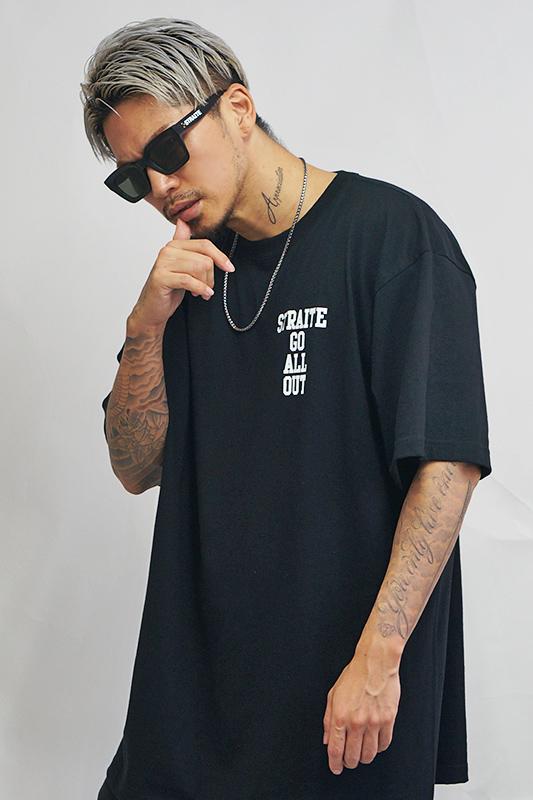 【予約商品】GoAllOutロゴTシャツ [STRAITE]