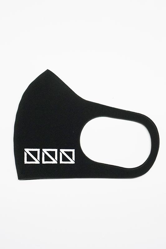 スクエアロゴマスク2枚セット[STRAITE]