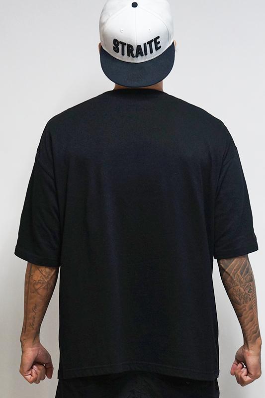 【予約制】ワンポイントビッグTシャツ [STRAITE]