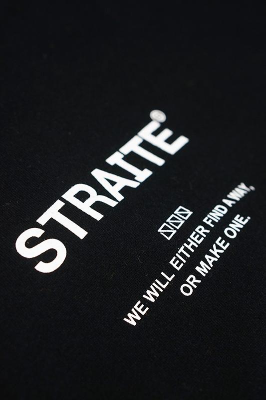 Make A Way スウェットハーフパンツ [STRAITE]