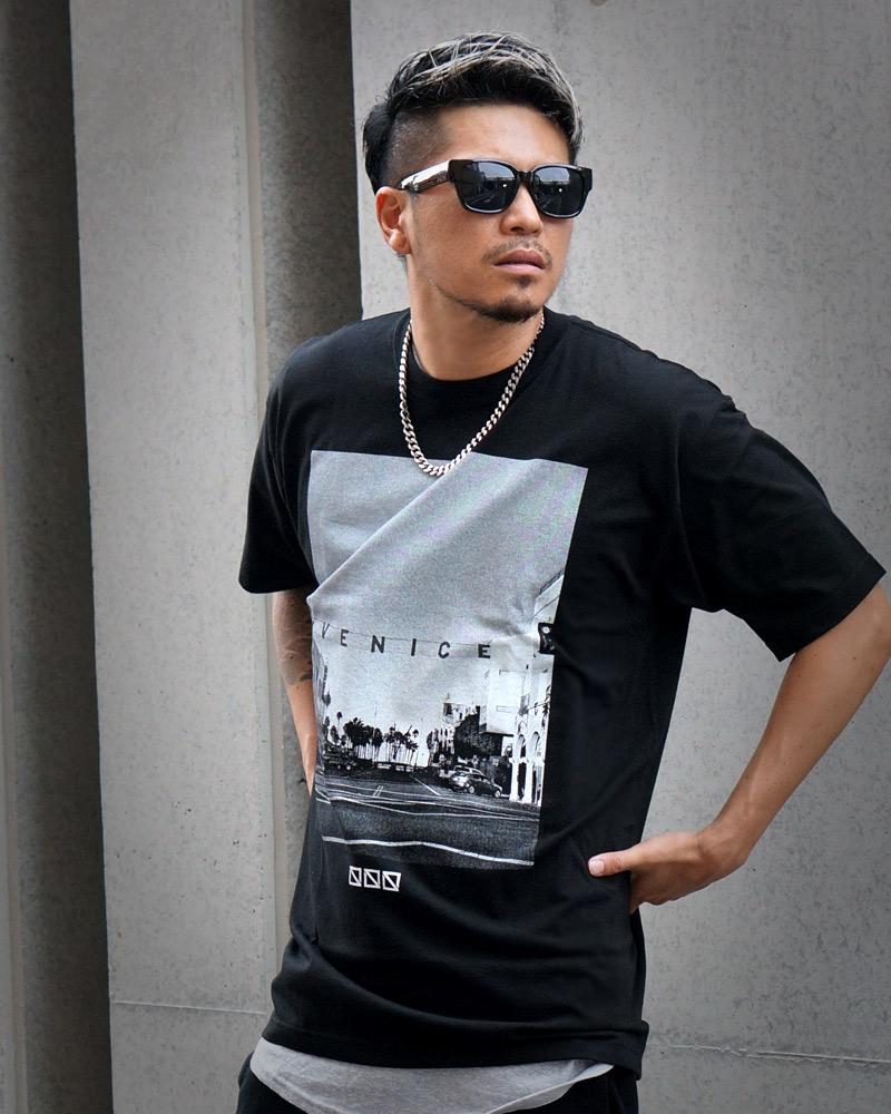【予約制】VENICEフォトTシャツ [STRAITE]