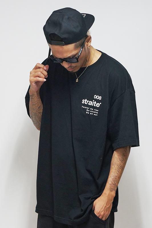 【予約制】タトゥーガールフォトTシャツ [STRAITE]