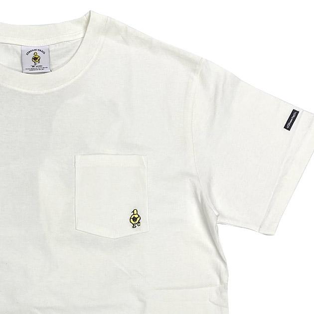 WETTY POCKET T-shirt(胸ポケット付き Tシャツ)
