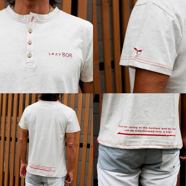 【STO限定品】LAZY BOB HENDRY SHIRT(レイジーボブヘンドリーシャツ)