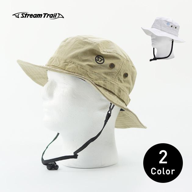 Safari hat white(サファリハット ホワイト)