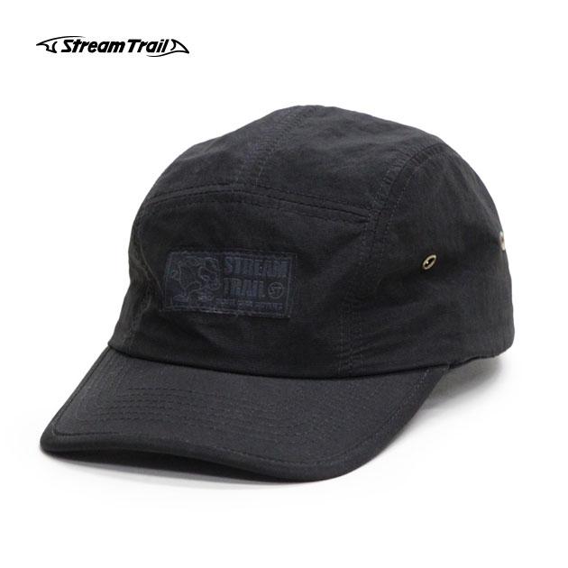 Camp cap black(キャンプキャップ ブラック)