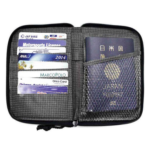 HAW Passport case II(ハウパスポートケース2)