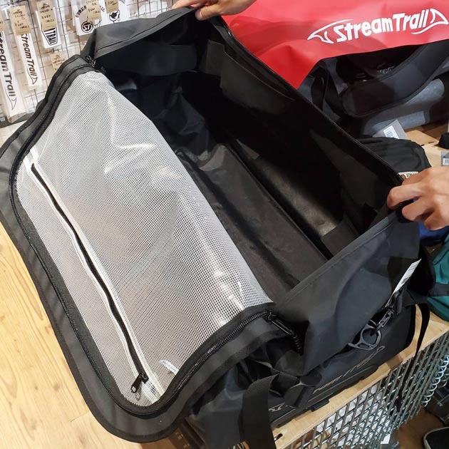 WP Trolley Duffle SHINANO GRAY (トロリーダッフル シナノ グレー)<br>【日本直営店限定品】