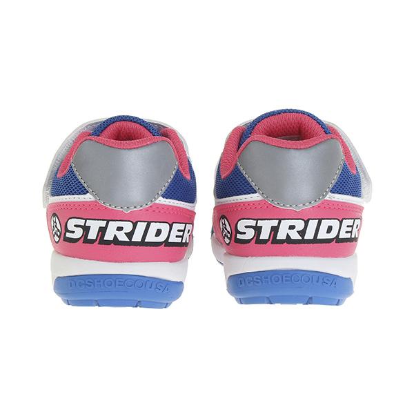 DCシューズ MEDALIST 3 STRIDER(ピンク×ホワイト)