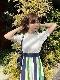 ST.ROONEY /水野佐彩さんコラボ パフスリーブニットワンピース【4/11(日)20時〜ご予約受付】