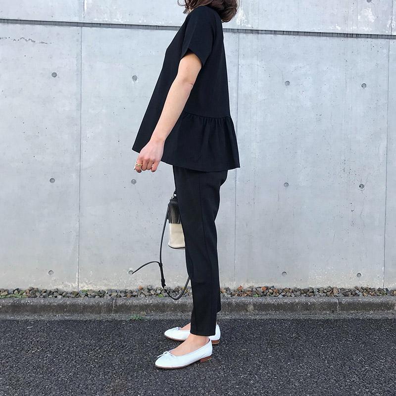 tinoir /muua777さんプロデュース ポンチタックパンツ