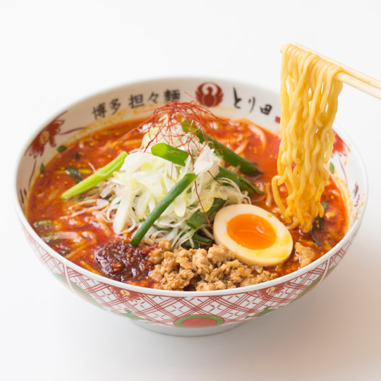 とり田の担々麺 お土産(2食入り)