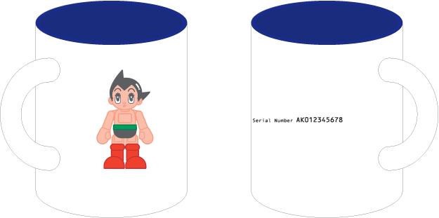 ATOM マグカップ(B)