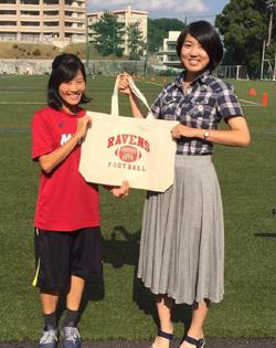 神戸大学レイバンズ トートバッグ