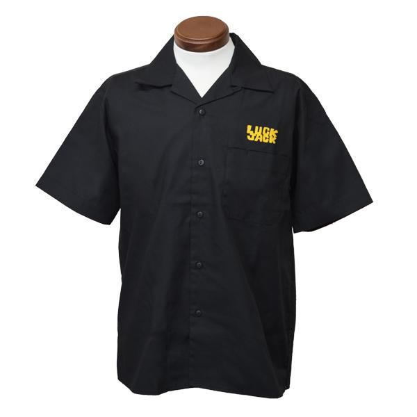 LUCK JACK ワークシャツ