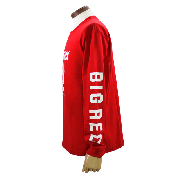 日本大学フェニックス 2021シーズン コットンロングスリーブTシャツ