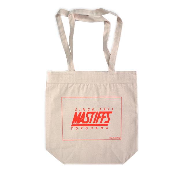 横浜国立大学マスティフス マスティフストートバッグ