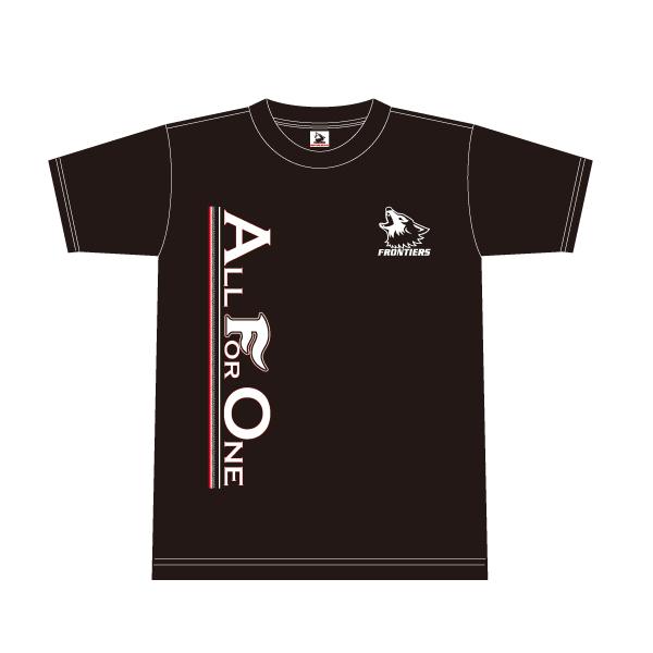 富士通フロンティアーズ 2020シーズン スローガンTシャツ(ドライ生地)