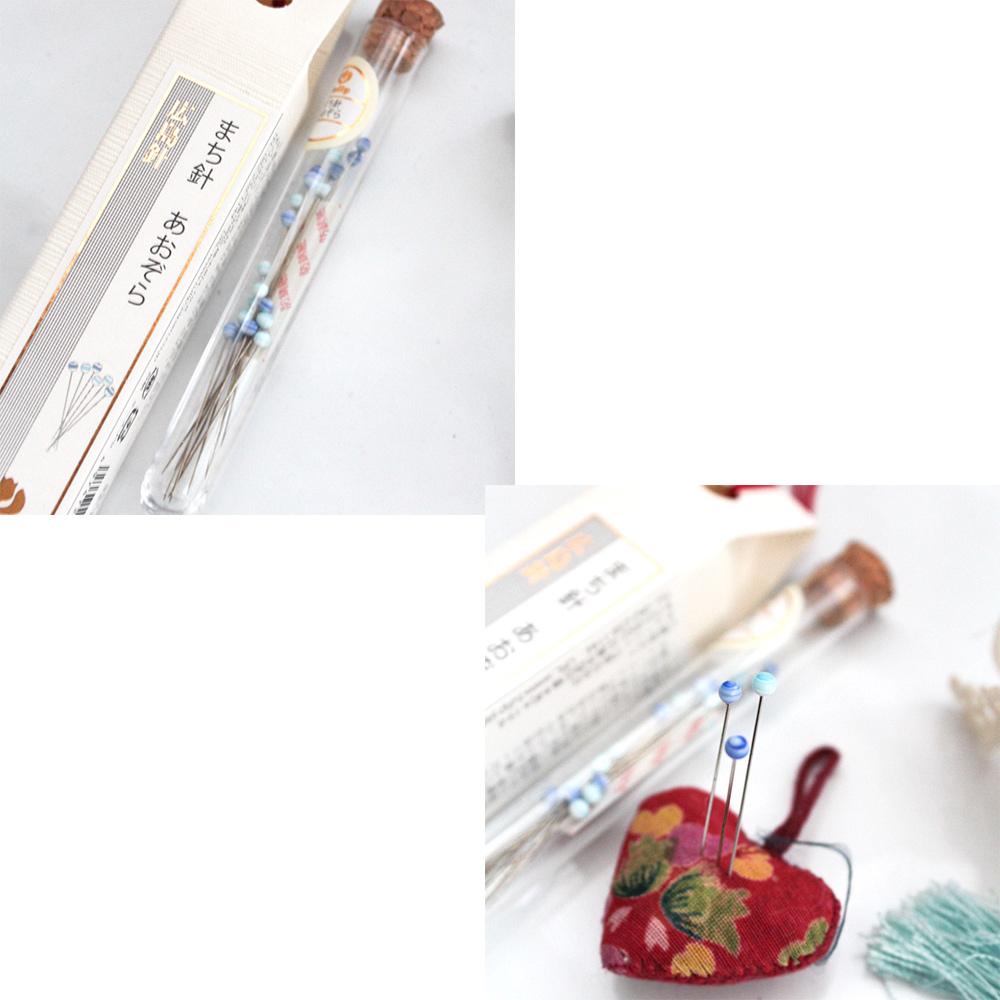 【チューリップ】◆手芸,グッズ◆待ち針(あおぞら/あかり/さくら)