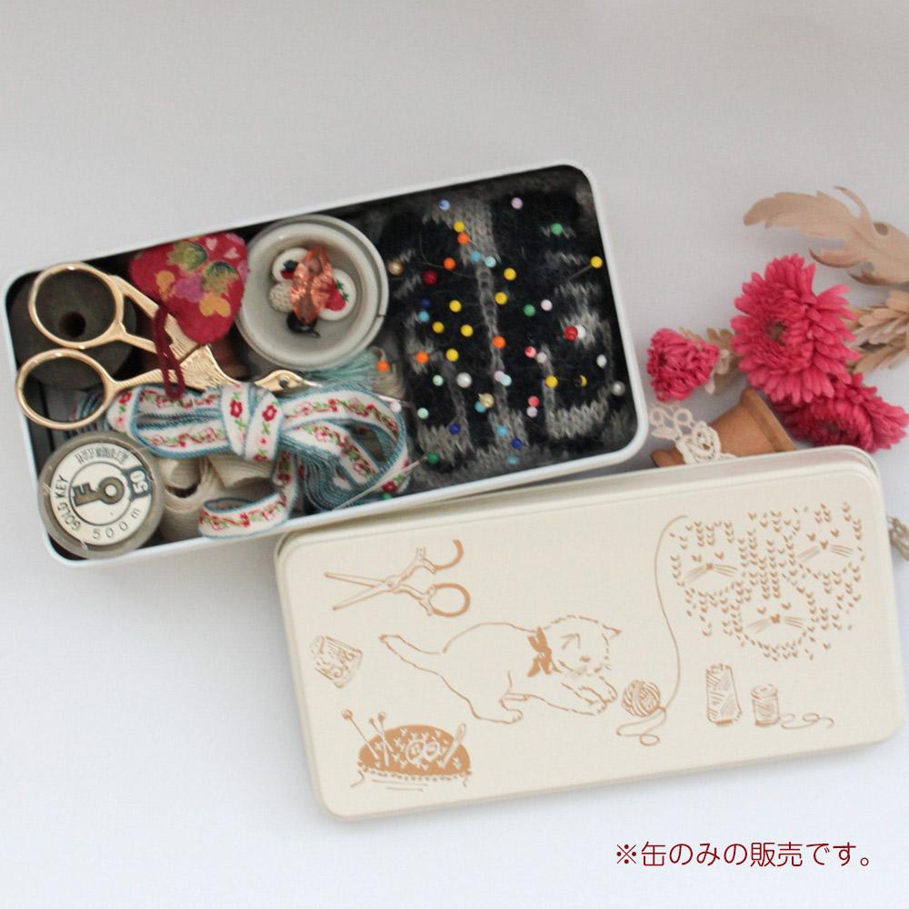 コレクション缶(Neko Kan)