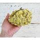 ベルギーリネン×シルク『Copain (コパン) ボッブル編み がま口ポーチ』編み図と糸のキット