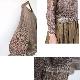 ◆編み図と糸のキット◆『DearLinen(ディアリネン)使用 ドルマンスリーブプルオーバー』KIT