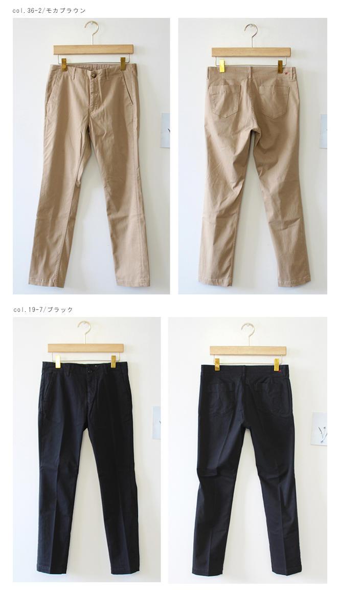 Brocante(ブロカント ブロカンテ) D.M.G (DMG・ドミンゴ) エトロワトラウザーパンツ 33-127T [etroit trousers pants]
