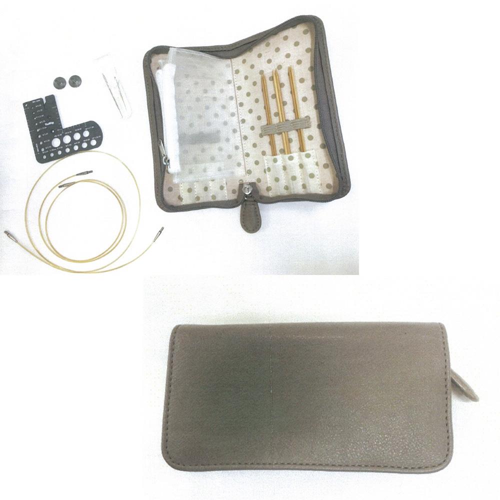 【チューリップ】CarryC/キャリーシ−(細) 切り替え式あみ針セット TCC-11