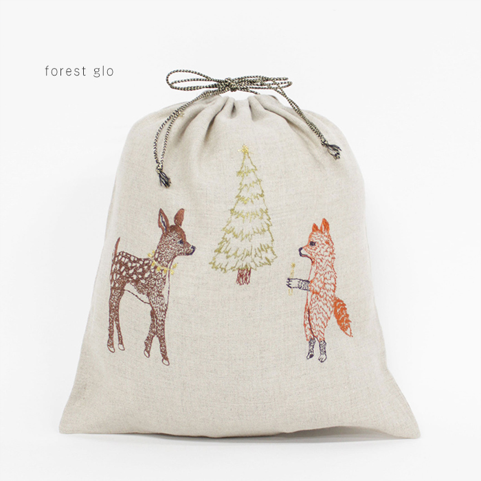 Coral & Tusk(コーラル&タスク)Drawstring bag large0632 forest glo