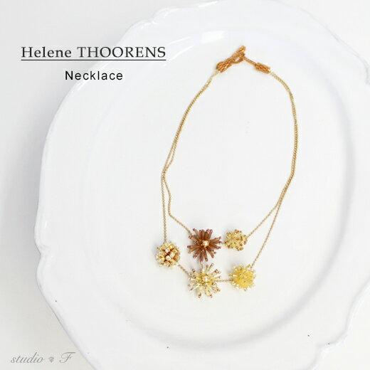 【Helene THOORENS】エレーヌ トーレンス<br>ステラネックレス ダブル