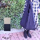 doux bleu カディ リネンバッグ【サイズM】