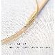 Tulip(チューリップ) ニーナ スイベル ニッティングニードルズ 竹輪針 60cm