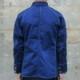 メンズ 藍染め ツイル ラグラン カバーオール 長袖 ジャケット カジュアル アメカジ コットン