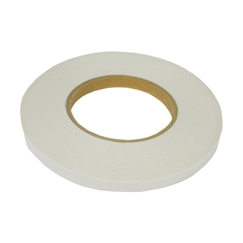 強力両面テープ 10mm幅 レザークラフト クラフト DIY 革 加工 接着 下地 業務用 50m巻