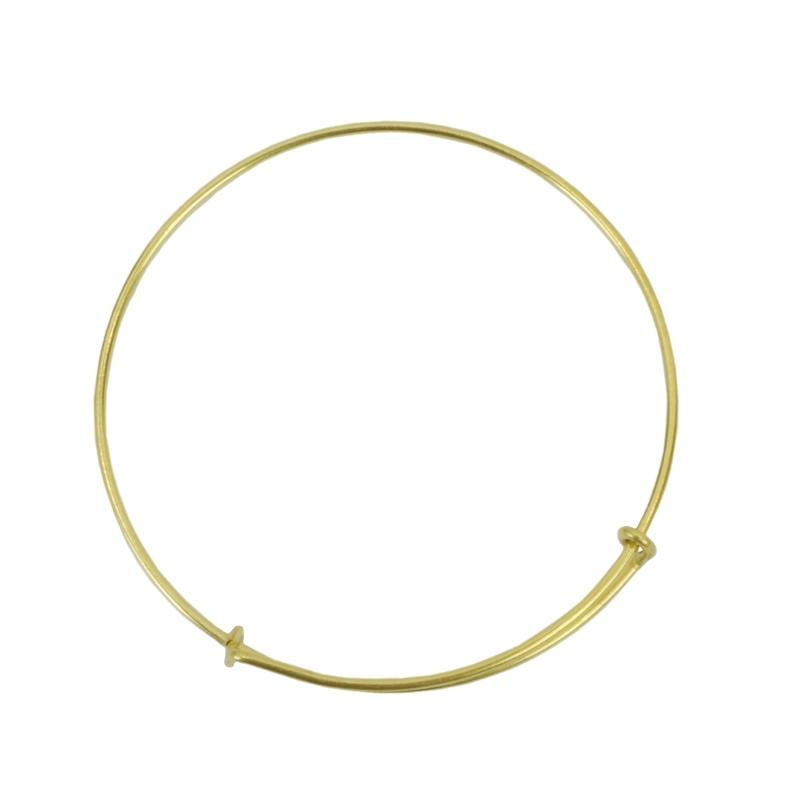 真鍮 生地 ライン バングル ブレスレット バングル 可愛い 高級感 お洒落 ゴールド プレゼント ギフト