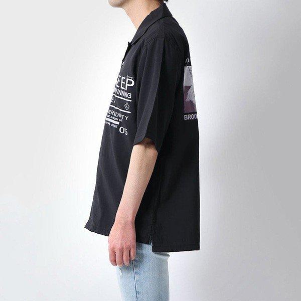 半袖デコレーションシャツ