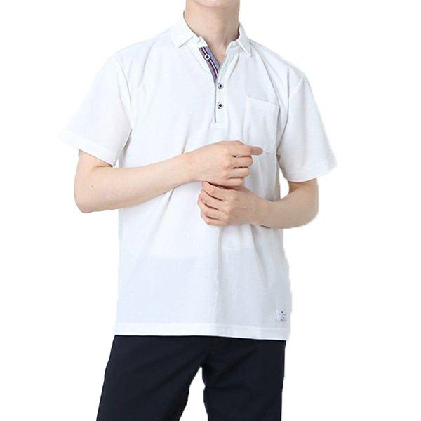 ドライカノコポロシャツ