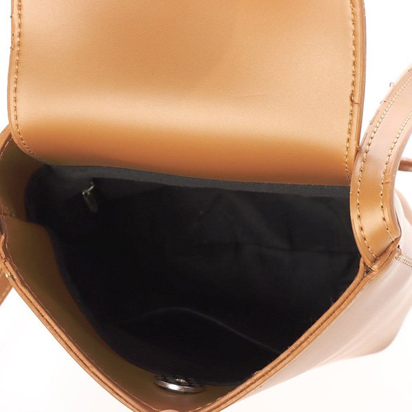 PUレザーミニショルダーバッグ