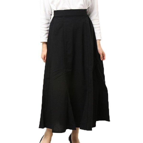 リネンタッチマーメイドスカート