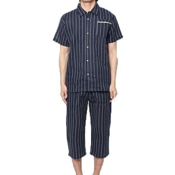 しじら織りパジャマ