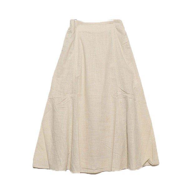 スラブガーゼマーメイドスカート