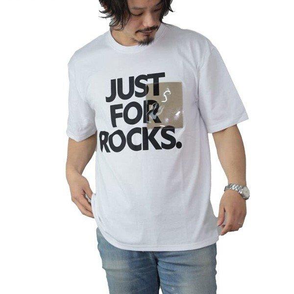 ポケット付きビッグシルエット5分袖Tシャツ